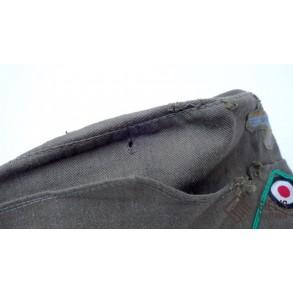 Tropical side cap for jäger troops