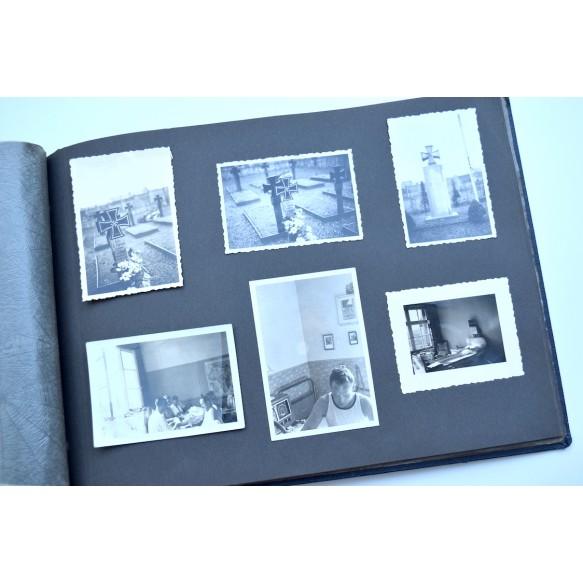 Luftwaffe photo album: airplanes, KC, DK winner portraits,...