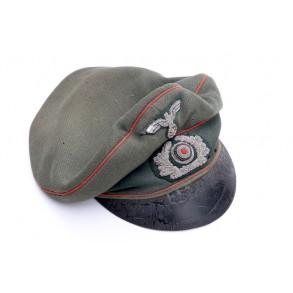 "Early ""alter art"" crusher cap for artillery troops"