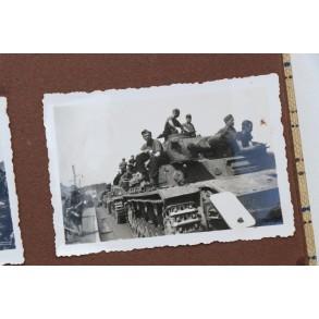 Photo album Poland, France 1940