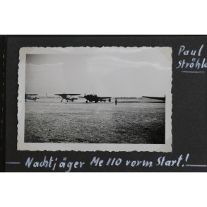 Photo albums JG52, Polen, Belgium, France, Russia, 1939-1945