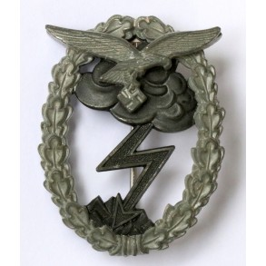 Luftwaffe Ground Assault Badge by G. Brehmer