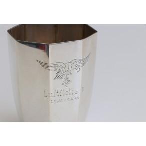 """Luftwaffe silver cup """"Luftlotte 5"""""""