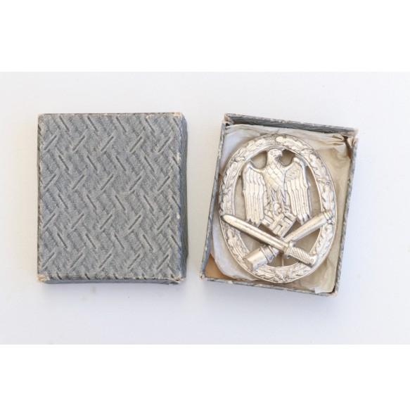 General Assault Badge by R. Karneth + BOX