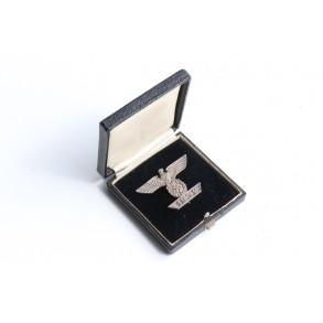 Iron Cross Clasp 1st Class by E. Schmidthaussler + BOX