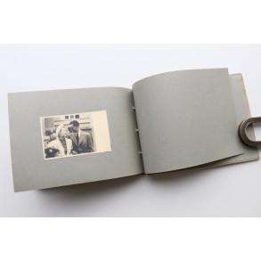 Photo album Holland, Utrecht, Belgium, Ypers, Spain 1940! Afrika 1943.