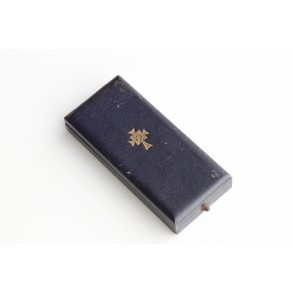 Mother Cross in gold by W. Deumer + BOX