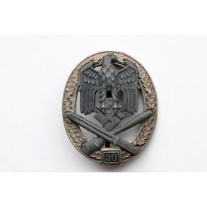 General Assault badge 50 assaults by R. Karneth