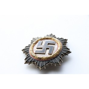 German Cross in gold by C.F. Zimmermann, heavy variant