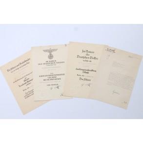 Document grouping to  Reichsbahnoberinspektor K. Jäger DRB