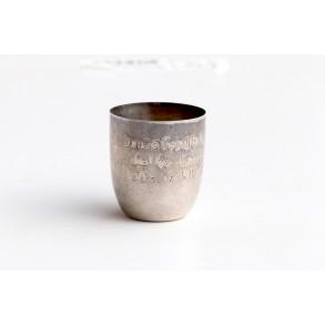 Silver cup Uffz. Korps Pz. Art Btl 31