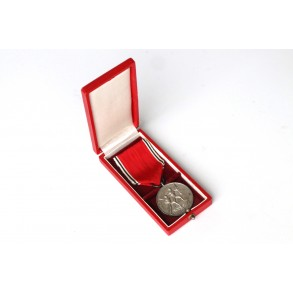 13 March 1938 Austrian Annexation medal by HMA Wien + Box