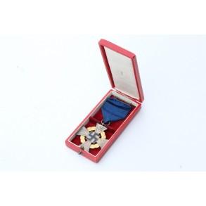 50 year civil service cross + box