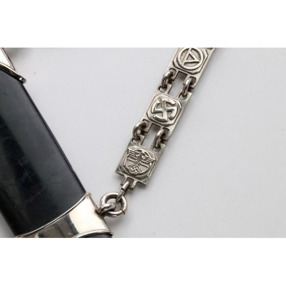 NSKK chained dagger by A. Evertz