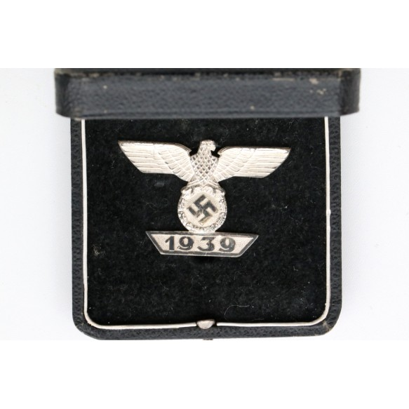 Iron Cross Clasp 1st class by W. Deumer BOX