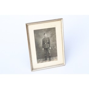 """Framed Division """"Grossdeutschland"""" portrait photo"""