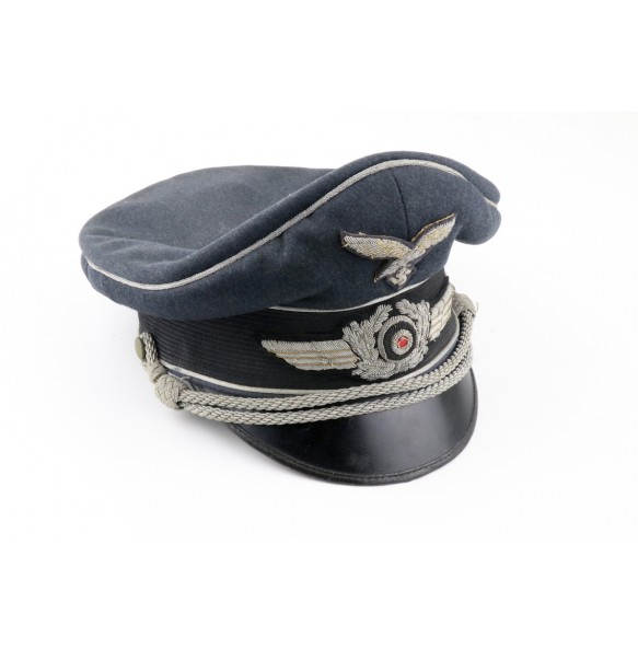 Luftwaffe officer visor by Erel