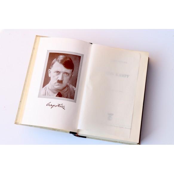 Mein Kampf, wedding edition Kaiserslautern 1942