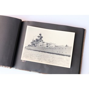 Kriegsmarine photo album
