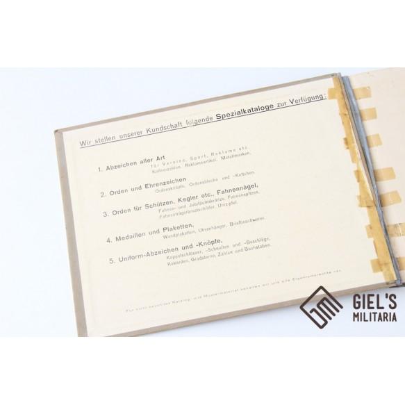 Steinhauer & Lück sales catalog
