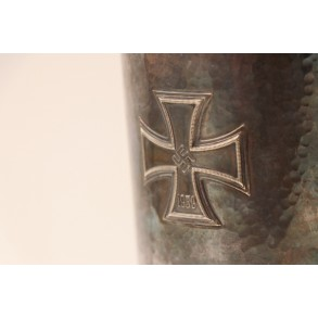 Luftwaffe honour goblet grouping to Leutnant A. Spitz, 1(F)124