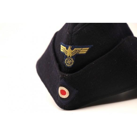 Kriegsmarine side cap