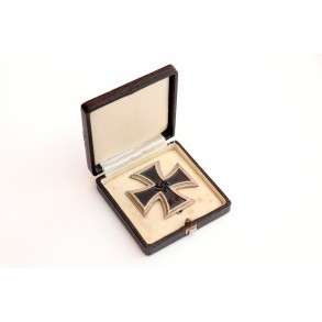 "Iron cross 1st class by C.F. Zimmermann ""20"" + box"