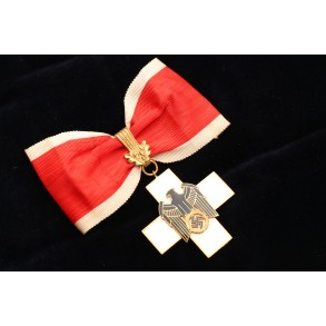 German social welfare honour cross 1st class neck order