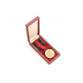 1st October 1938 Czech annexation medal + box