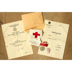 German Red Cross (DRK) nurse grouping.