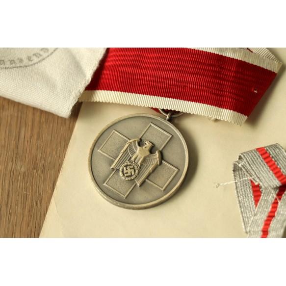German Red Cross (DRK) nurse grouping.