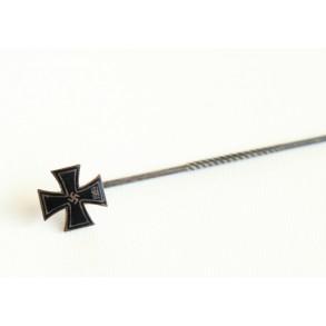Iron cross 1st class 9mm enamel miniature