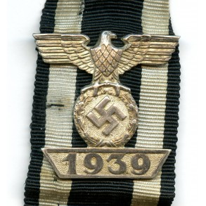 Iron Cross clasp 2nd clasp by Ziemer & Sohne