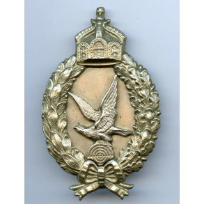 WW1 Imperial Airgunner Badge by C.E. Juncker
