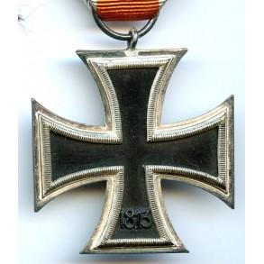 """Iron Cross 2nd class by W. Deumer """"Schinkel"""""""