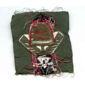 RAD cap cloth insignia