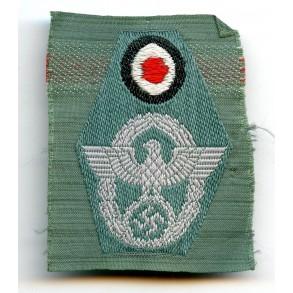 Police M43 cap eagle for Polizei-Felddivision