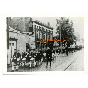 Press photo Flemish youth parade