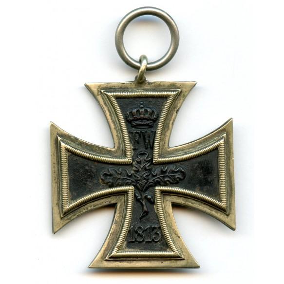 1870 Iron cross 2nd class (AWS)