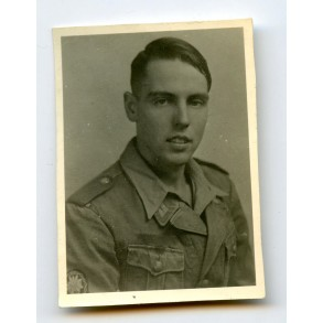 Portrait photo Afrikakorps/GJ POW, Georgetown, USA 1944!