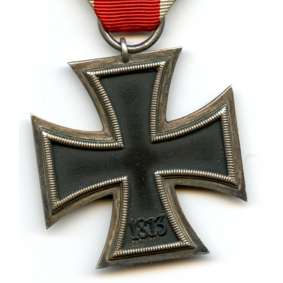 Iron Cross 2nd class by Otto Schickle