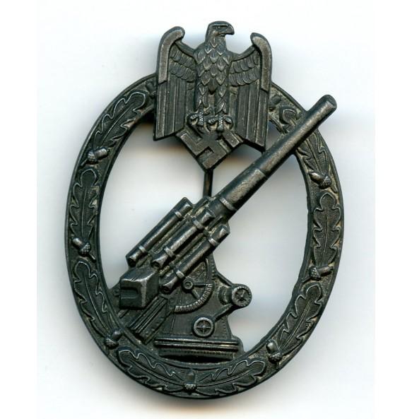 Army flak badge by Steinhauer & Lück