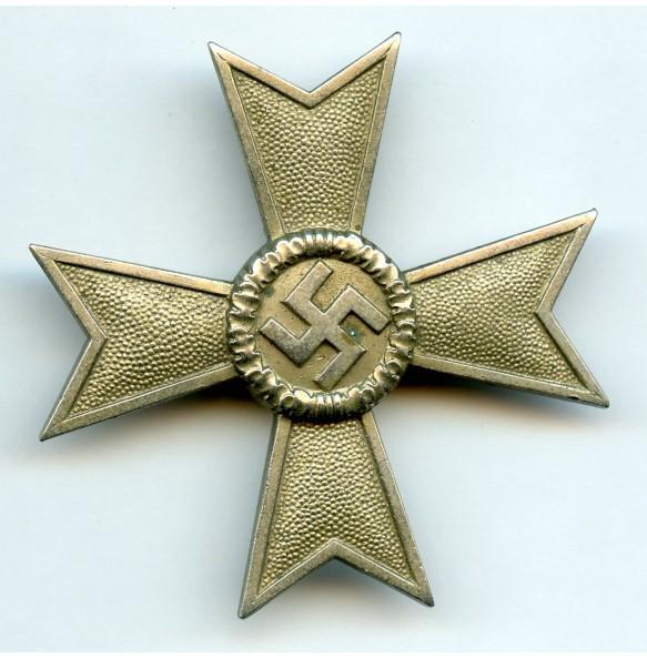 War Merit Cross 1st class w/o swords, modified!