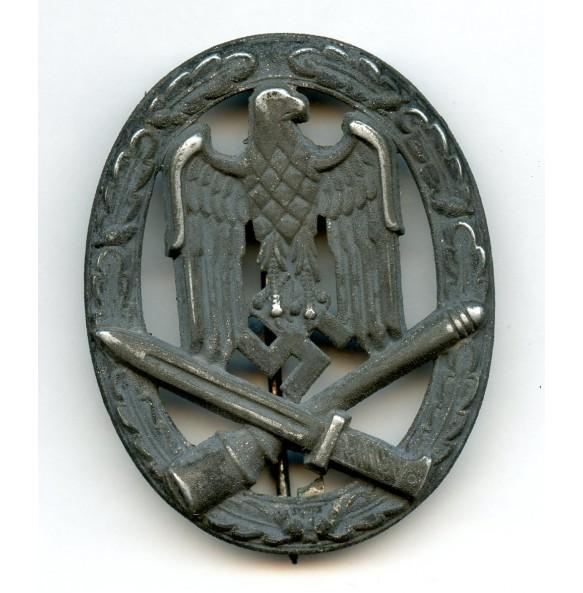 General Assault Badge by Gebr. Wegerhoff GWL