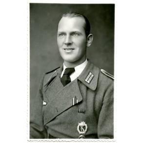 Portrait decorated Sturmgeschütz NCO 1943