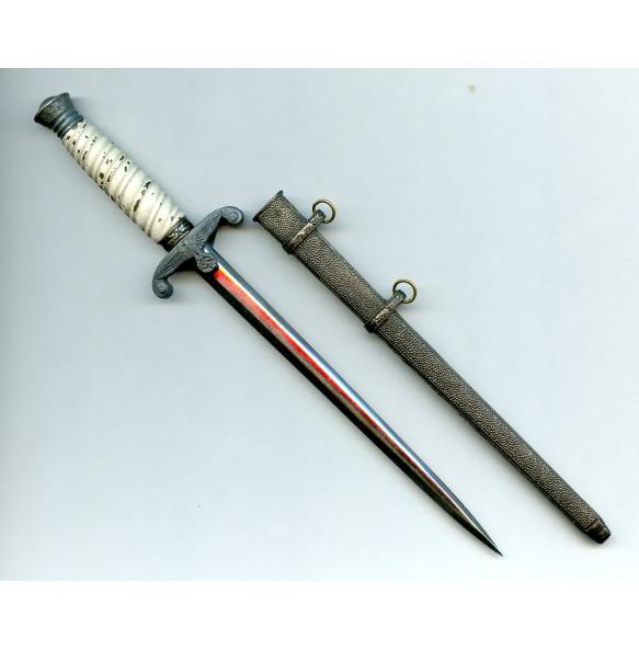 Miniature army dagger, envelope opener