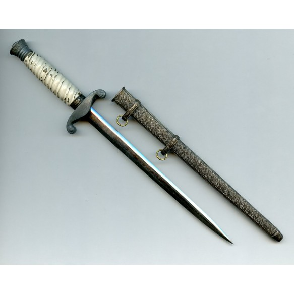 Miniature army dagger, envelope opener