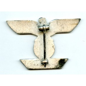 Iron Cross Clasp 1st class by W. Deumer