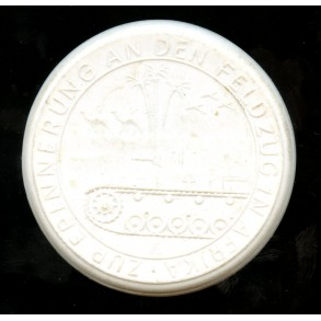 Afrikakorps table medal