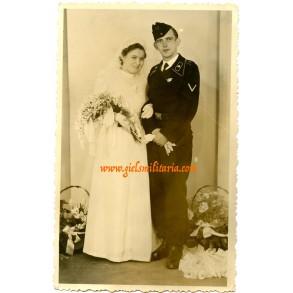 """Portrait GD Panzer """"Grossdeutschland"""" Kriegsberichter Pfeiffer at wedding (2)"""